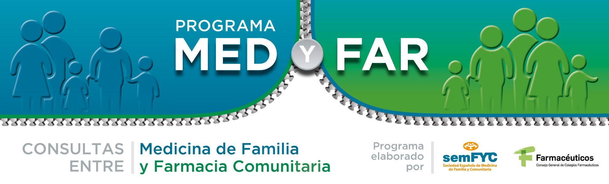 Programa de Consultas entre Medicina de Familia y Farmacia Comunitaria